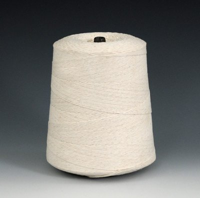 8 Ply Cotton/Poly Blend Twine - 2.5 lb Cone (1 Roll) - AB...