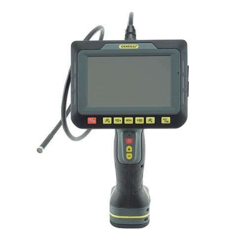 General Video - General Tools DCS500 Wireless Recording Video Inspection System