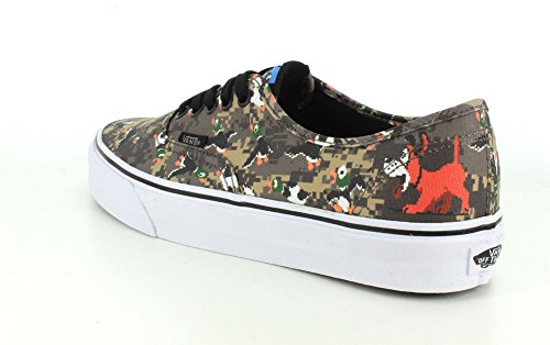 Vans Authentic, Baskets mode homme green