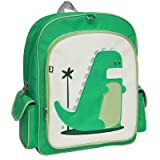 Beatrix New York Big Kid Percival the Dino Backpack (Ages 5-10), Bags Central