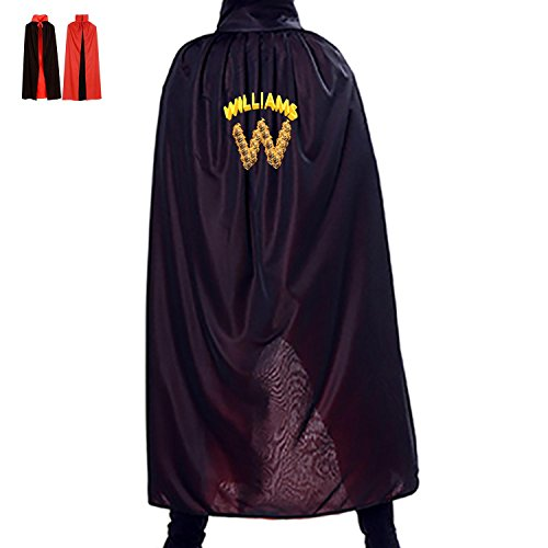 Letter W Halloween Costumes Cloak Vampire Pumpkin Ghost Cos Full Length Cape - Letter W Halloween Costumes