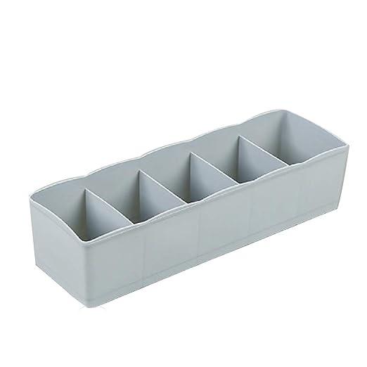 Demarkt Caja de Almacenamiento Compartimiento de Corbata Caja de ...