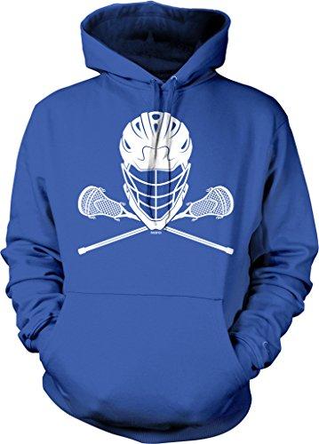 Sticks Hooded Sweatshirt, NOFO Clothing Co. S Royal ()