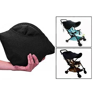 OFKPO Portátil Parasol Protector contra Sol,Bebé Carrito Parasol Cochecito Para Bebés Sombra ,Negro: Amazon.es: Electrónica