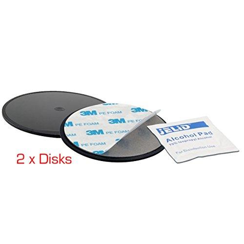 2 Adhesive Discs - 5
