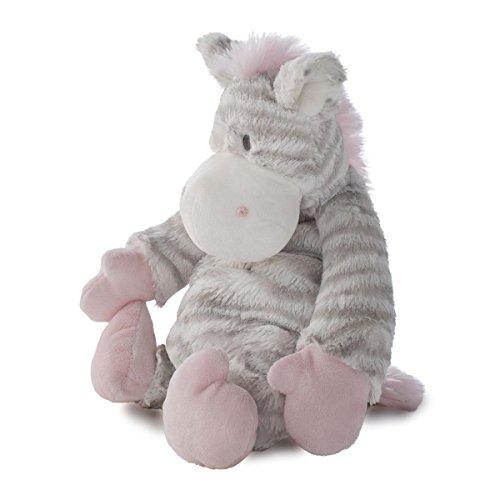 Nat and Jules Carissa Zebra Plush Toy