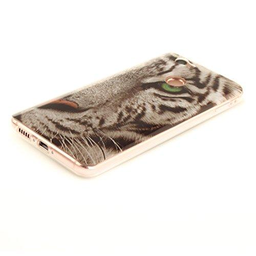 Souple Peint Nova En Couverture Hozor TPU Cas Arri Motif Silicone Huawei IHqpY