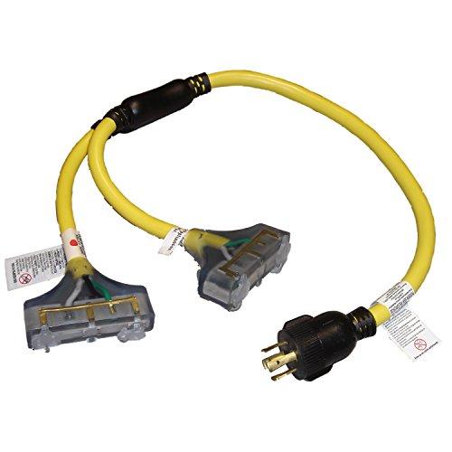 30 amp 120 volt rv power cord - 7
