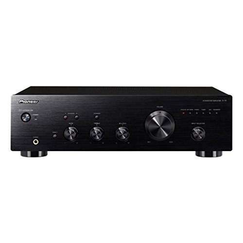 Pioneer Stereo Amplifier, A-10-K, HiFi Amplifier, 2 channels, 50...