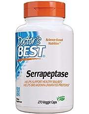 Doctor's Best Best Serrapeptase (40,000 units)