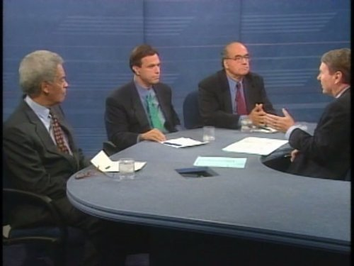 Historians Rock (Opening Doors and Minds (Sept. 25, 1997) (Little Rock anniversary discussion))