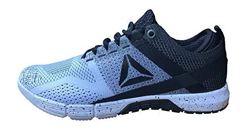 Reebok Women's Crossfit Grace TR Cross Training Shoe, Black/White/Cold Grey 2, 7.5 M US