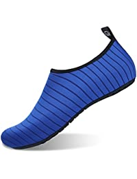 Women's Men's Kid Summer Water Shoes Barefoot Shoe Quick Dry Aqua Socks Yoga