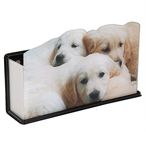 Puppy Trio Fun Caddy Basket]()