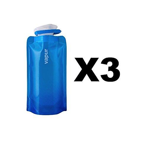 Vapur 0.5 Litres Anti-Bottle (blue) - 3