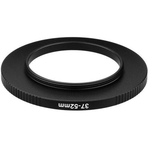 Sensei PRO 37mm Lens to 52mm Filter Aluminum Step-Up Ring(3 Pack) by Sensei (Image #2)