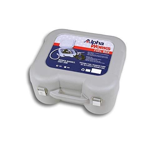 AlphaWorks Diesel Fuel Box Transfer Pump Kit