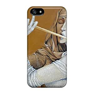 Bernardrmop Iphone 5/5s Well-designed Hard Case Cover The Magic Flute Protector