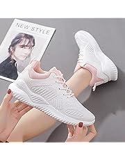 Lente Sportschoenen Dames Verhogen Ademende Witte Schoenen Dames Hardloopschoenen