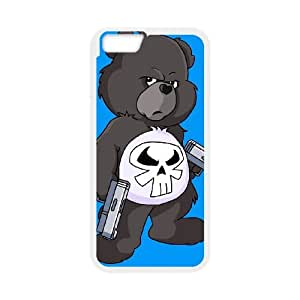 Care Bear iPhone 6 Plus 5.5 Inch Cell Phone Case White present pp001_9635413