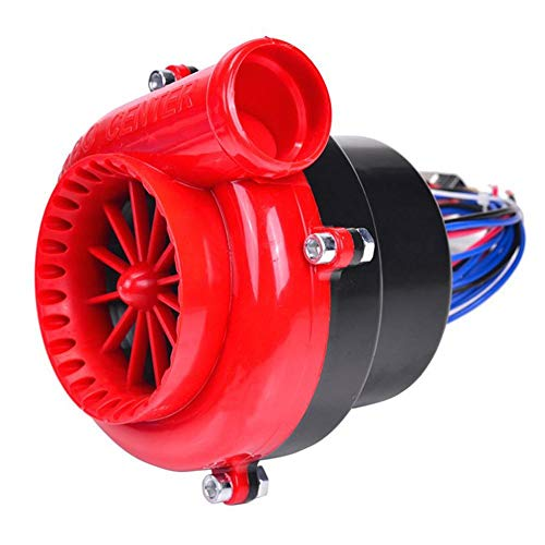 Basisago Naturally Aspirated Car Fake Dump Electronic Turbine Pressure Relief Valve Supercharger Simulation Sound: Amazon.co.uk: Kitchen & Home