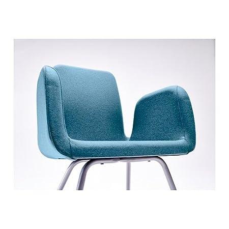 Konferenzstuhl ikea  IKEA PATRIK - Konferenzstuhl, Ullevi blau: Amazon.de: Küche & Haushalt