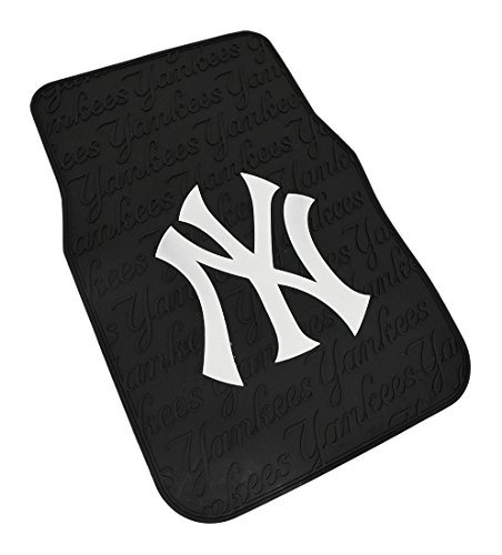 MLB New York Yankees Auto Front Floor Mat, 2-Pack