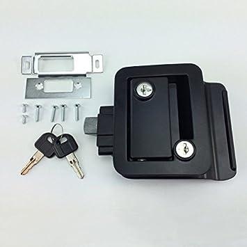 Amazon.com: KS - Pomo de cerradura para puerta de entrada ...