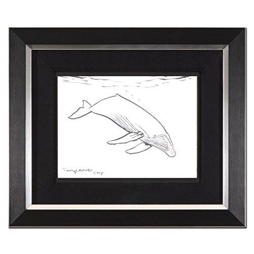 Humpback Whale Wyland Original Art