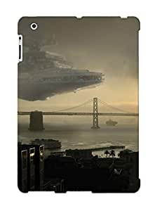 Christmas Day's Gift- New Arrival Cover Case With Nice Design For Ipad 2/3/4- Star Wars In San Francisco