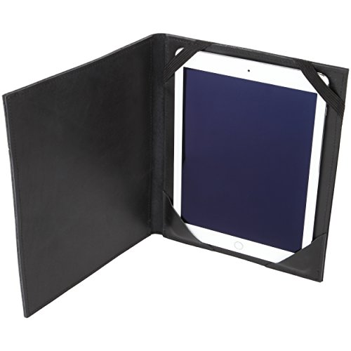 iPad Tablet EMF Radiation and Heat Shield - Leather iPad case - HARApad EMF Protection by HARApad