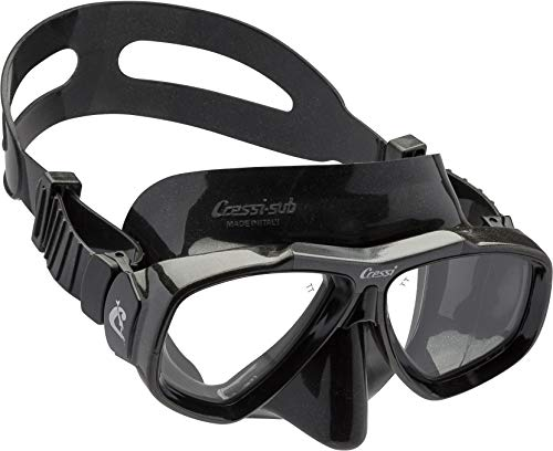 Cressi Focus, black/black