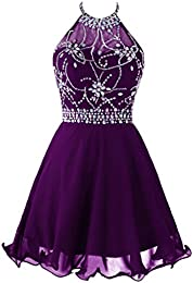 Amazon.com: Purple - Night Out &amp Cocktail / Dresses: Clothing ...