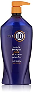 14. It's a 10 Haircare - Miracle Shampoo Plus Keratin 33 fl. oz