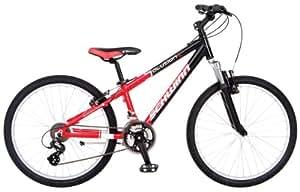 Schwinn Boy's Solution FS AL 24 Bicycle (Red)