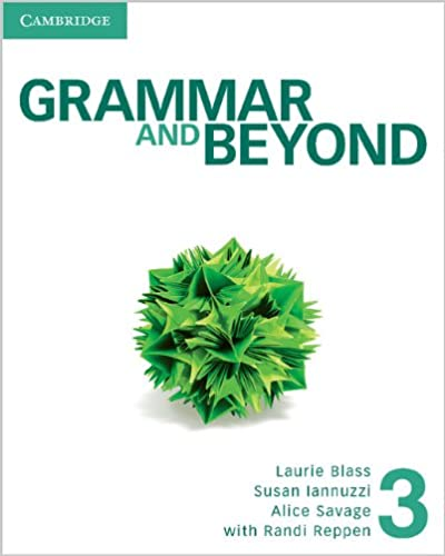 Grammar And Beyond Level 3 Student S Book And Writing Skills