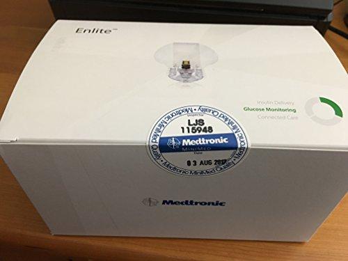 Medtronic Enlite Glucose Sensor (5 sensors) MMT-7008 by Enlite