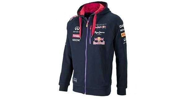 Red Bull Racing Infiniti - Sudadera con capucha, color azul oscuro Talla:xx-large: Amazon.es: Deportes y aire libre