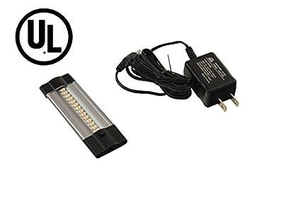 "Radionic Hi-Tech ES-CA03-WW: 4"" LED Under Cabinet Light Fixture"
