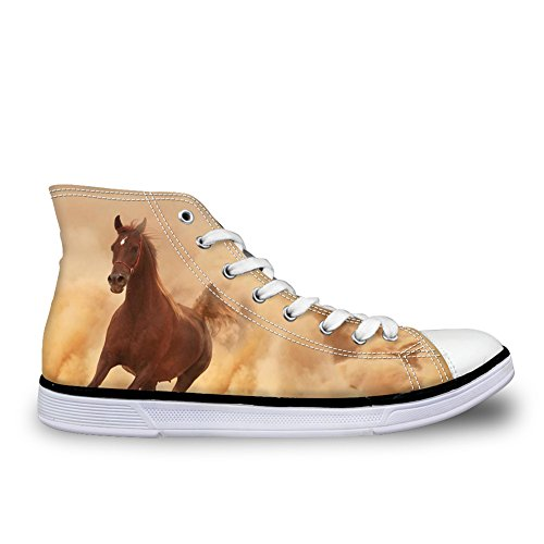 Montants Horse Crazy 11 Femme Chaussons Coloranimal R0x5Z1n