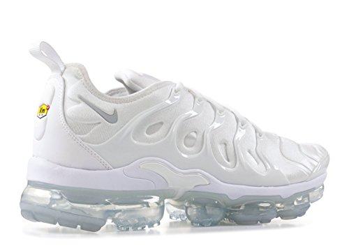 mtlc Ginnastica Bianco Hematite Basse 001 Plus Nike white black Scarpe Uomo Vapormax Air Da P6xqXvw
