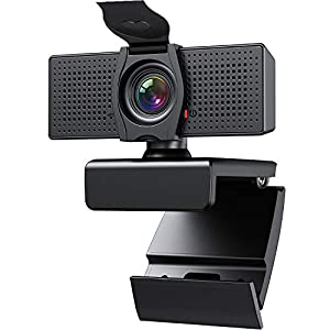 Flashandfocus.com 41O9CNhBioL._SS300_ Webcam with Microphone Webcams Privacy Cover hd 1080p for Gaming conferencing Meeting Laptop Desktop Zoom, USB Computer…