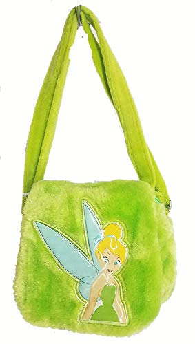 Disney Tinkerbell Fairy Pink Purse Bag (Green) 2-Day-Shipping