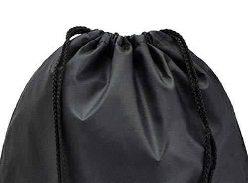 Rucksack Smirk for Waterproof Backpack Gym Oxford Sacks Sport Bag Folding Bale Drawstring PE Shoulder School Sumer 7 Travel Beach rzBqxnrO