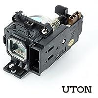 VT85LP Projector Lamp Replacement for NEC VT480 VT490 VT491 VT495 VT580 VT590 VT595 VT695 Projectors (Uton)