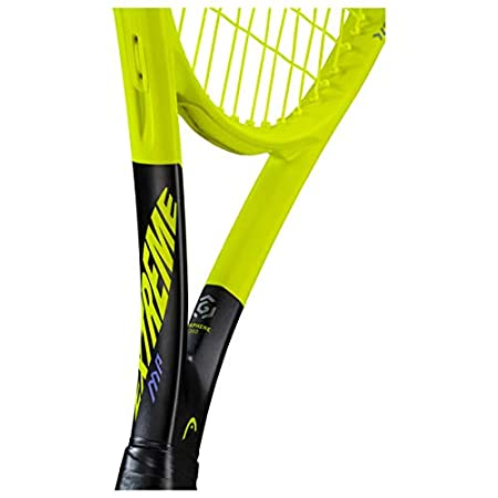 Amazon.com : Head Graphene 360 Extreme MP Tennis Racquet, Free Synthetic Gut String (#2 [4 1/4]) : Sports & Outdoors