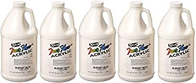 Sax True Flow Heavy Bodied Acrylics Blockout, 2 liters, White