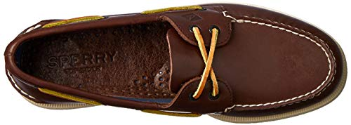 Sperry Men's A/O 2 Eye Boat Shoe,Brown,11.5 M US by SPERRY (Image #8)