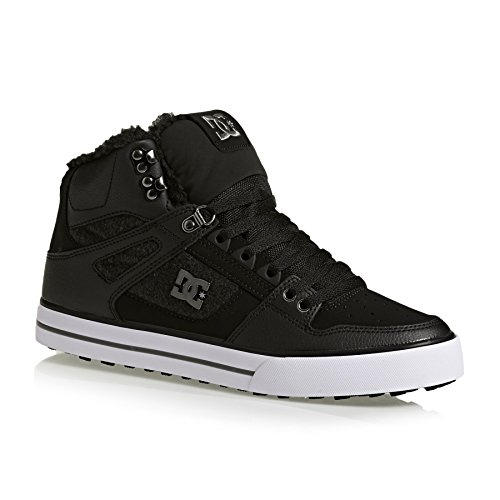 DC Shoes Spartan High WC WNT, Sneakers Hautes Homme Black/Armor