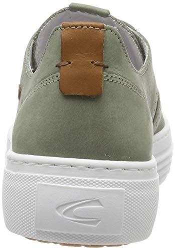 Femme pistachio 70 Sneakers 4 Active Innocence Camel Basses YXH6x